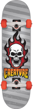 Creature - Bonehead Complete-7.75 (Complete Skateboard)