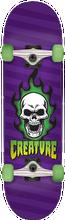Creature - Bonehead Complete-8.25 (Complete Skateboard)