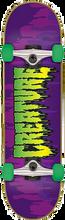 Creature - Slimer Sm Complete-7.75 Pur (Complete Skateboard)