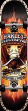 Darkstar - Harley Davidson Brand Complete-8.0 (Complete Skateboard)