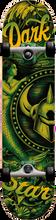 Darkstar - Mermaid Complete-7.62 Kelp Green Ppp (Complete Skateboard)