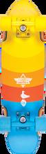 """Duster - Bird 25"""" Cruiser Complete Dusk (Complete Skateboard)"""