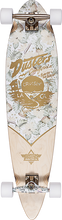 Duster - Cruisin Kalea Complete-8.75x37 Wht/gold (Complete Skateboard)