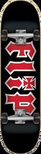 Flip - Hkd Complete-8.0 Black (Complete Skateboard)