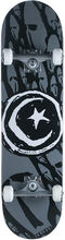 Foundation - Star & Moon Skulls Complete-8.12 (Complete Skateboard)
