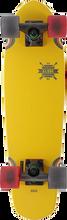 "Globe - Blazer 26"" Complete-7.25x26 Blazing Yel/rasta (Complete Skateboard)"