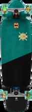 Globe - Blazer Xl Complete-9.75x36.25 Blue Tropics (Complete Skateboard)