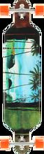 Gravity - Drop Carve Paradise Complete-9.5x41 (Complete Skateboard)