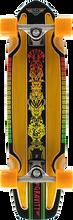 Gravity - Routered Rasta Complete-7.81x30 Yel/rasta (Complete Skateboard)