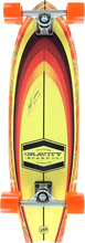 Gravity - Bertlemann Spectrum Complete-9.25x32.5 (Complete Skateboard)
