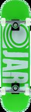 Jart - Classic Complete-7.75 Grn/wht (Complete Skateboard)