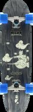 Kebbek - Shortcut Cruiser Complete-8x30.75 Blk (Complete Skateboard)
