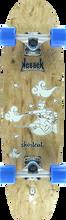 Kebbek - Shortcut Cruiser Complete-8x30.75 Brown (Complete Skateboard)