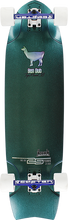 Kebbek - Ben Dub Topmount 25th Complete-9.75x38 (Complete Skateboard)