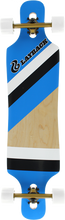 Layback Longboards - Fast 40 Complete-9.5x40 (Complete Skateboard)