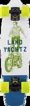 Landyachtz - Dinghy Mini Ghost Ride Complete-6.5x24 (Complete Skateboard)
