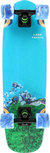 Landyachtz - Dinghy Honey Island Complete-8x28.5 (Complete Skateboard)