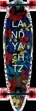 Landyachtz - Maple Chief Floral Complete-8.75x36 (Complete Skateboard)