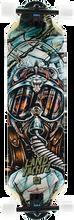 Landyachtz - Top Speed 36 Mask Complete-9.5x36.5 (Complete Skateboard)