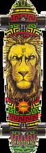 Omen - Dreaded Lion Complete-9.5x40 (Complete Skateboard)