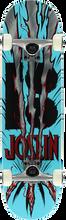 Plan B - B Joslin Snikt Ii Mini Complete-7.6 Blue (Complete Skateboard)