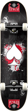 Punked - Ace Of Spades Complete-8.0 Ppp (Complete Skateboard)