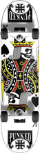 Punked - King Of Spades Complete-8.0 Ppp (Complete Skateboard)
