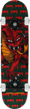 Powell Peralta - Cab Dragon Complete-7.75 Grn/red/wht (Complete Skateboard)