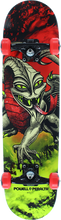 Powell Peralta - Cab Dragon Complete-7.75 Storm Red/lime (Complete Skateboard)
