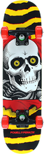 Powell Peralta - Ripper Complete-7x28 Yel/blk/red (Complete Skateboard)