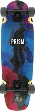Prism - Resin Biscuit Complete-8x28 (Complete Skateboard)