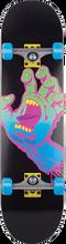 Santa Cruz - Neon Hand Complete-8.2 (Complete Skateboard)