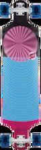 Santa Cruz - Drop-thru Spiral Dot Complete-10x40 (Complete Skateboard)
