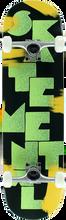 Skate Mental - Mental Logo Stack Complete-8.25 (Complete Skateboard)