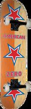 Zero - American Zero Split Complete-8.0 Org/nat (Complete Skateboard)