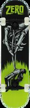 Zero - Hand Of Doom Complete-7.75 Blk/grn (Complete Skateboard)