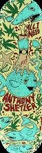 All I Need - I Need Shetler Seaweed Deck-8.25 (Skateboard Deck)