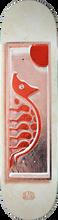 Alien Workshop - Armadillo Mache Deck-8.5 (Skateboard Deck)