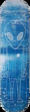 Alien Workshop - Blueprint Ii Deck-8.25 Hexmark (Skateboard Deck)