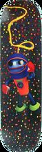 Alien Workshop - Icon Space Man Slick Deck-8.25 (Skateboard Deck)
