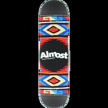 Almost - Aztec Blanket Deck-7.75 Black Ppp (Skateboard Deck)