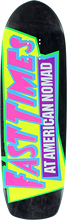 American - Nomad Fast Times Deck-9.5x33.25 (Skateboard Deck)