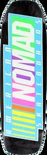 American - Nomad Nascar Deck-9.5x33.25 (Skateboard Deck)