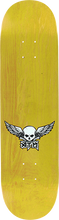 Atm - Mini Wings Deck-7.75 Yellow Ppp (Skateboard Deck)