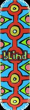 Blind - Grail Quest Deck-8.0 Red/blue Ppp (Skateboard Deck)