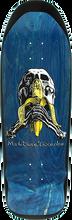 Blind - Gonz Skull/banana Transfer Dk-9.8x32.1 Blu (Skateboard Deck)