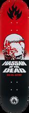Black Label - Hassan Dead Deck-8.38 (Skateboard Deck)