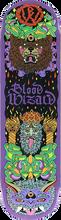 Blood Wizard - Wizard Bear Deck-8.25 (Skateboard Deck)