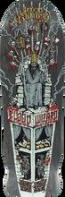 Blood Wizard - Wizard Gurney Throne Deck-10.0 (Skateboard Deck)