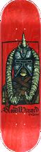 Blood Wizard - Wizard Krahn Orc Deck-8.1 Red (Skateboard Deck)
